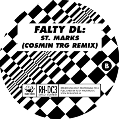 St. Marks (Cosmin TRG Remix)