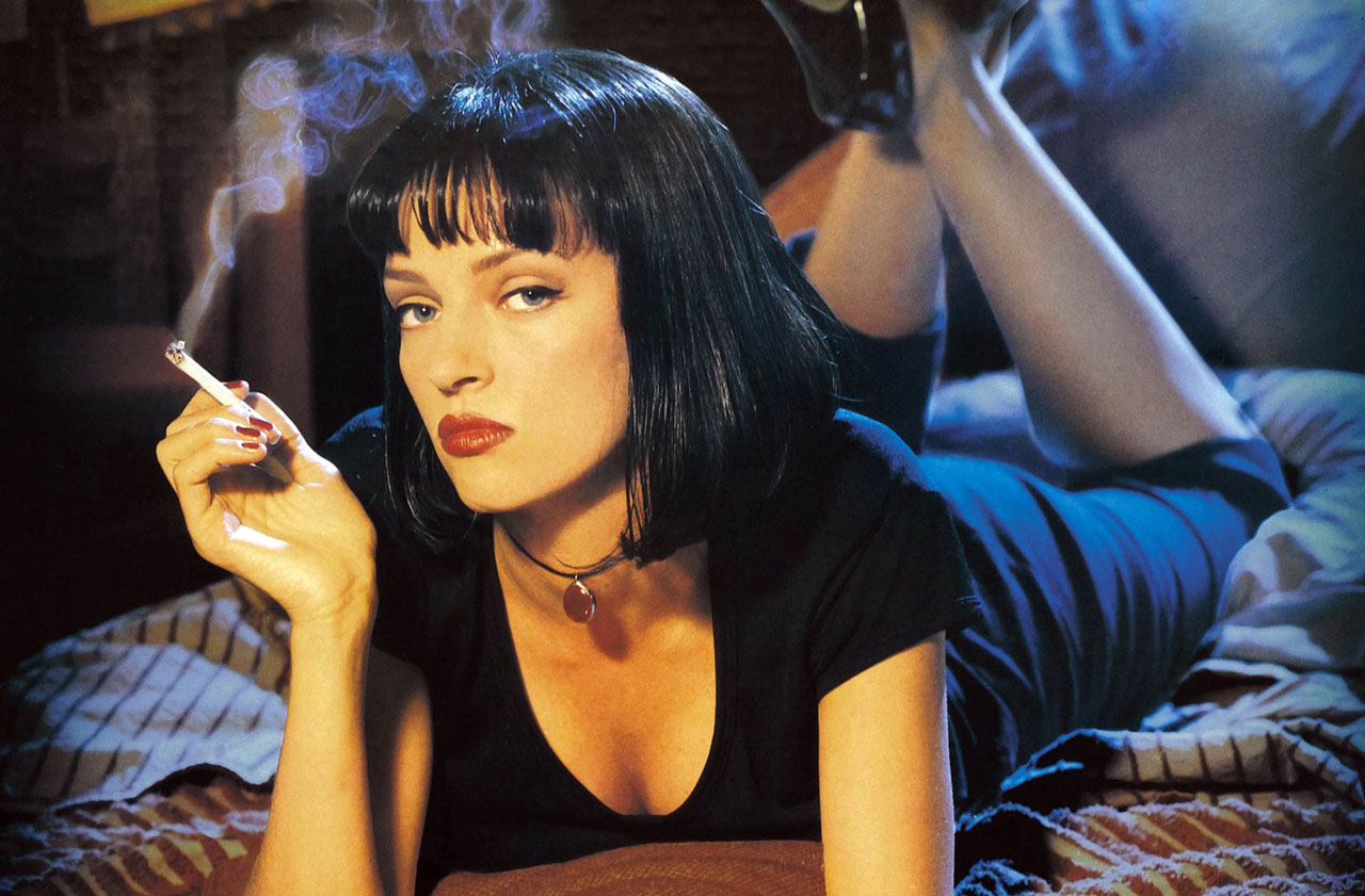 an analysis of the violence and punishment in pulp fiction movie by quentin tarantino