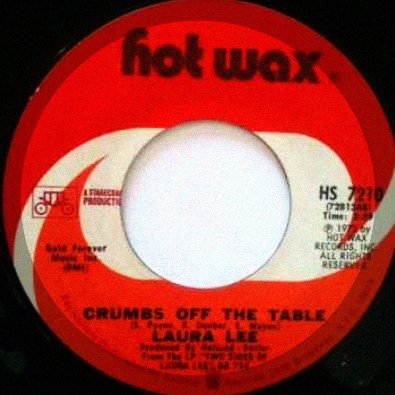 Crumbs Off The Table