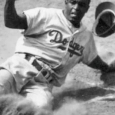 Did You See Jackie Robinson Hit That Ball?