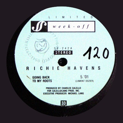 Going Back To My Roots Original 12 inch Version 1980