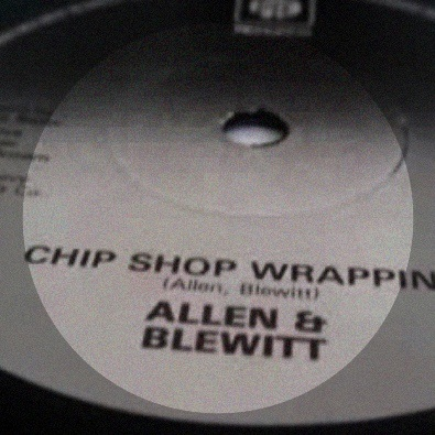 Chip Shop Wrapping