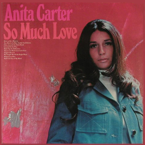 Anita Carter Love S Ring Of Fire