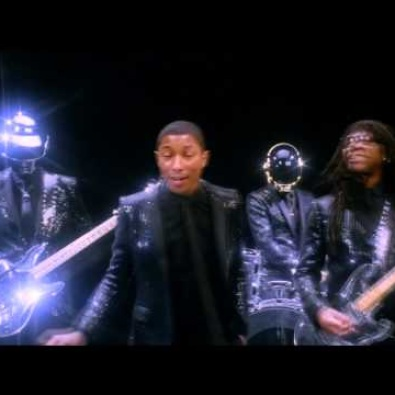 Get Lucky (Ft.Pharrell Williams & Nile Rodgers)