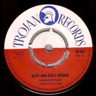 Boys and Girls Reggae (aka Doing the Reggae)