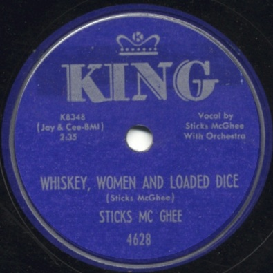 Whiskey Women And Loaded Dice