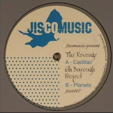 Planets (The Revenge Lost Groove)