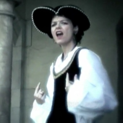"""Mary, Queen Of Scots (""""Jenny From The Block"""")"""