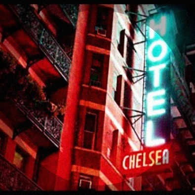 The Chelsea Hotel Oral Sex Song