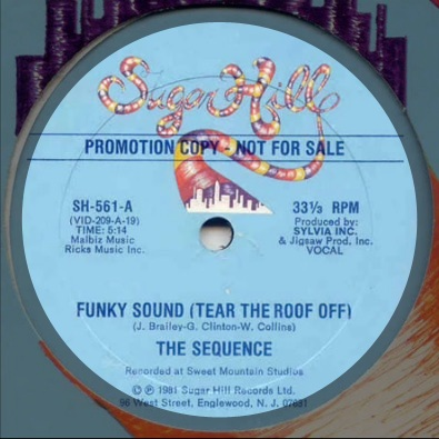 Funky Sound (Tear The Roof Off)