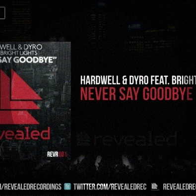 Never Say Goodbye (Feat. Bright Lights)