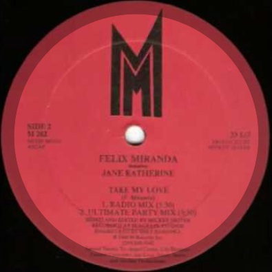 Take My Love (ultimate party mix)
