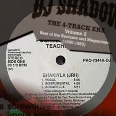 Shakiyla (DJ Shadow Remix)
