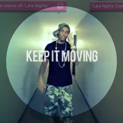 Keep it moving ft. Marcus French