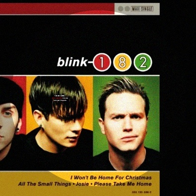 Blink 182 I Won T Be Home For Christmas.I Won T Be Home For Christmas By Blink 182 This Is My Jam