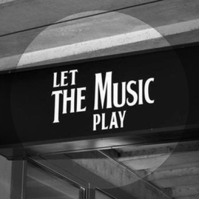 Let the Music PLay (Alternate Version)