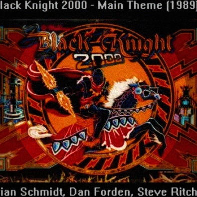 Black Knight 2000 Theme