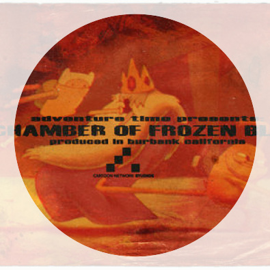 Music From The Chamber Of Frozen Blades