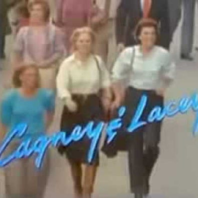 Cagney And Lacey theme tune