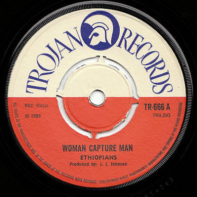 Woman Capture Man