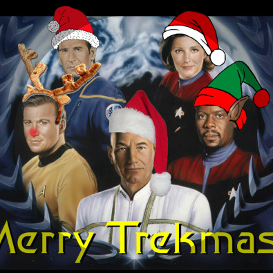We Worf You A Merry Christmas