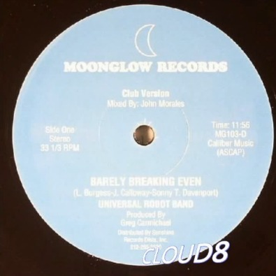 Barely Breaking Even (Club Version)