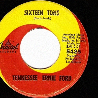 Sixteen Tons (1965 Version)