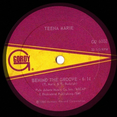 Behind The Groove