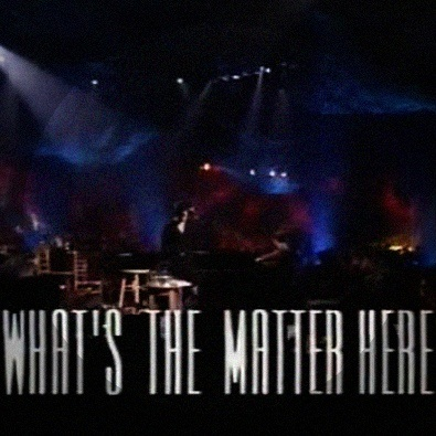 What's The Matter Here? (MTV Unplugged)