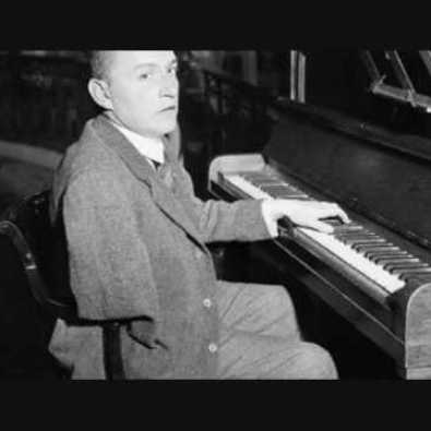 Piano concerto for the left hand