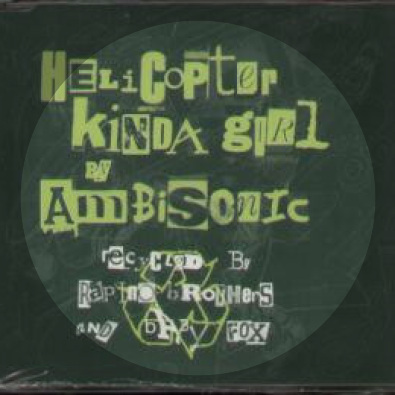 """Helicopter Kinda Girl """"To The End Of The Old Kingdom"""" Mix (Remixed By Baby Fox)"""