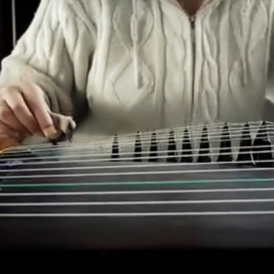 Rolling In The Deep - Chinese zither cover (remastered)