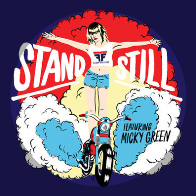 Stand Still feat. Micky Green (Wave Racer Remix)