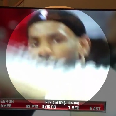 LeBron James Pops a Molly & Sweats For 5 Minutes