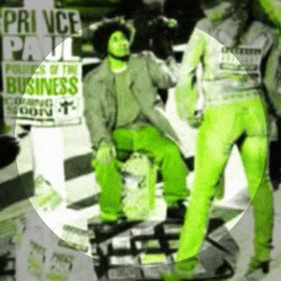 Prince Paul Feat. Chubb Rock, Wordsworth and MF Doom - People, Places & Things