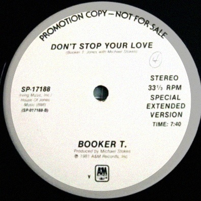 Don't Stop Your Love (Special Extended Version)