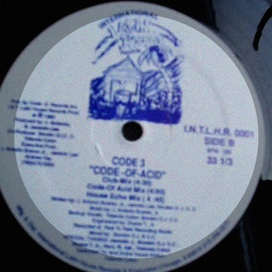 Code Of Acid (Code Of Acid Mix)