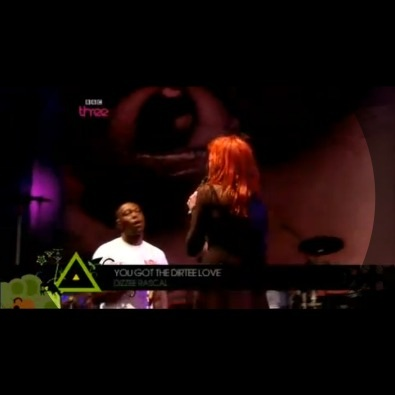 Dizzee Rascal ft Florence and the Machine (Glastonbury 2010)