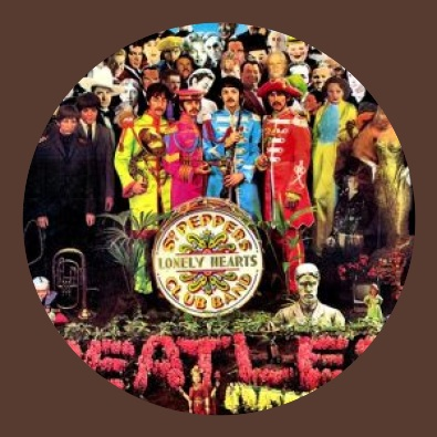 Sgt. Peppers Lonely Hearts Club Band / With A Little Help From My Friends