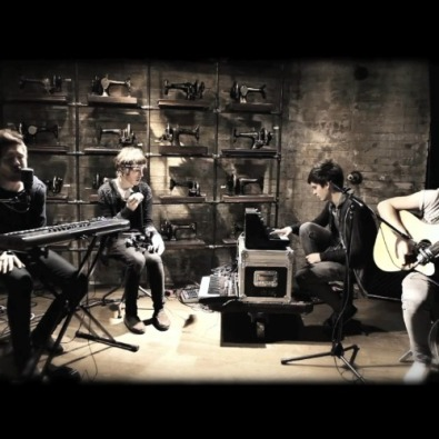 Contender (AllSaints Basement Sessions version)