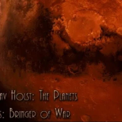 The Planets - Mars (The Bringer Of War)