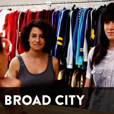 Get Back Into Broad City