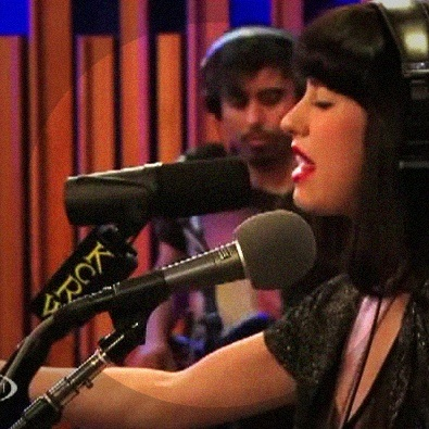 Old Flame - Live on KCRW