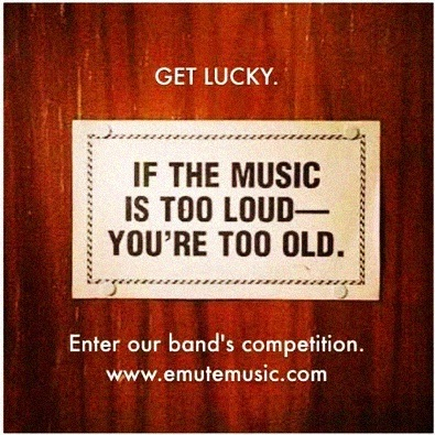 Get Lucky Competition!