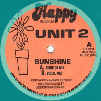 Sunshine (Shine on mix)