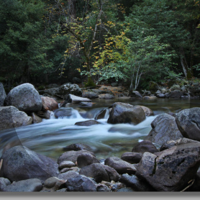 Song of the Merced River