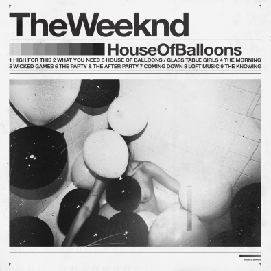 House Of Balloons / Glass Table Girls