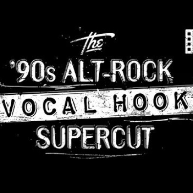 The '90s Alt-Rock Vocal Hook Supercut