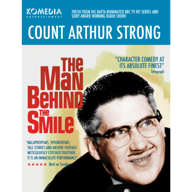 The Man Behind The Smile: Preview