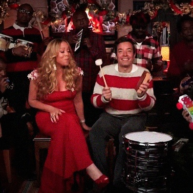 All I Want For Christmas Is You (w/ Classroom Instruments)